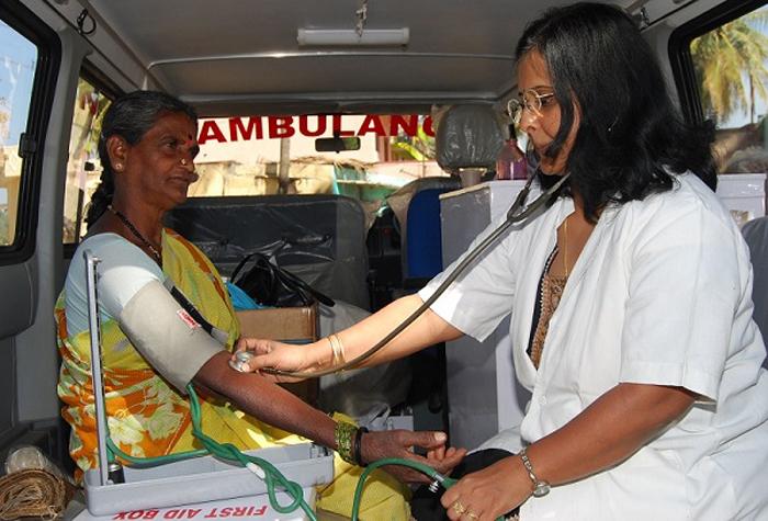 Healthcare Gallery of Sitaram Jindal Foundation